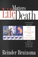 Cover of: Matters of Life and Death