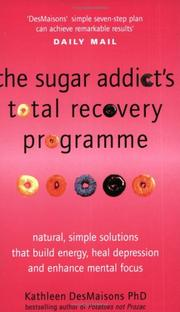 Cover of: The Sugar Addict's Total Recovery Programme