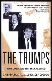 Cover of: The Trumps | Gwenda Blair