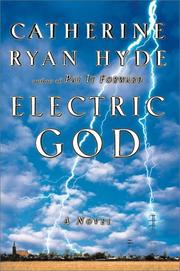 Cover of: Electric God