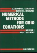 Cover of: Numerical methods for grid equations