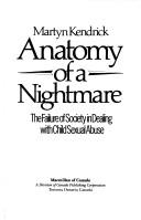 Cover of: Anatomy of a Nightmare