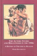 Cover of: The Actors Studio and Hollywood in the 1950s | Mario Beguiristain