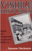 Cover of: Visible histories