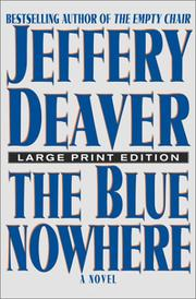 Cover of: The Blue Nowhere | Jeffery Deaver