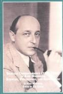 Cover of: Selected Correspondence (1911-1946) of Karl Mannheim, Scientist, Philosopher and Sociologist