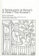 Cover of: Translation of Dante