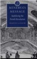 Cover of: Minerva's message