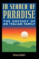 Cover of: In Search of Paradise | Susan Gabori