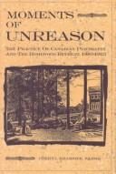 Cover of: Moments of Unreason | Cheryl Krasnick Warsh