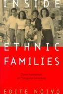 Cover of: Inside Ethnic Families