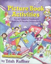 Cover of: Picture Book Activities  | Trish Kuffner