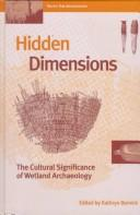Cover of: Hidden dimensions