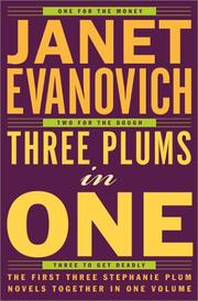 Cover of: THREE PLUMS IN ONE