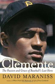 Cover of: Clemente
