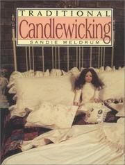 Cover of: Traditonal Candlewicking