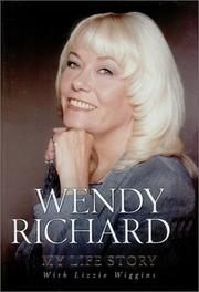 Cover of: Wendy Richard... No 'S'