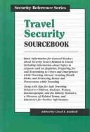 Cover of: Travel security sourcebook