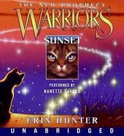 Cover of: Sunset (Warriors: The New Prophecy, Book 6)