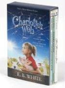 Cover of: Charlotte's Web Movie Tie-in Box Set (digest) (Charlotte's Web)