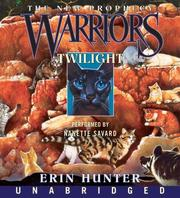 Cover of: Twilight (Warriors: The New Prophecy, Book 5)