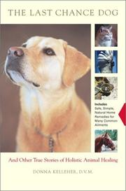 Cover of: The Last Chance Dog