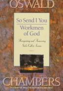 Cover of: So send I you ; Workmen of God