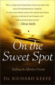 Cover of: On the Sweet Spot