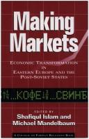 Cover of: Making Markets