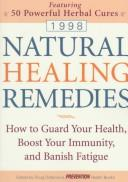 Cover of: Natural Healing Remedies 98