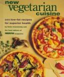 Cover of: New Vegetarian Cuisine