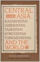 Cover of: Central Asia and the World | Michael Mandelbaum