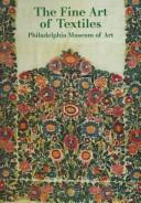 Cover of: Fine Art of Textiles