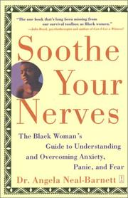 Cover of: Soothe Your Nerves