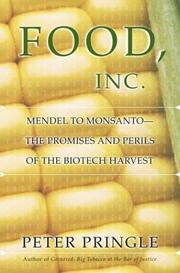 Food, Inc by Peter Pringle