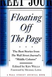Cover of: Floating Off the Page: The Best Stories from the Wall Street Journal's Middle Column
