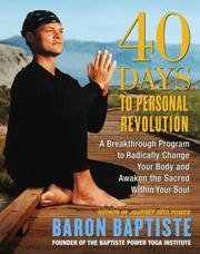 Cover of: 40 Days to Personal Revolution