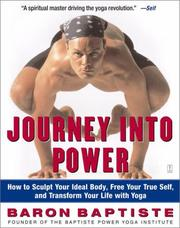 Cover of: Journey Into Power