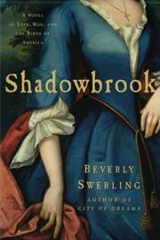 Cover of: Shadowbrook | Beverly Swerling