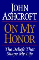 Cover of: On My Honor