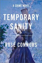 Cover of: Temporary sanity | Rose Connors
