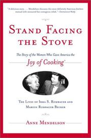 Cover of: Stand Facing the Stove