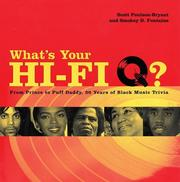 Cover of: What's Your Hi-Fi Q? | Scott Poulson-Bryant, Smokey Fontaine