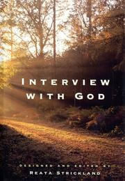 Cover of: Interview with God