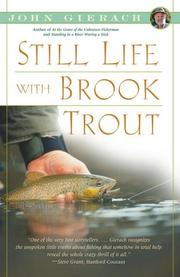 Cover of: Still Life with Brook Trout | John Gierach