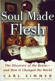 Cover of: Soul Made Flesh | Carl Zimmer