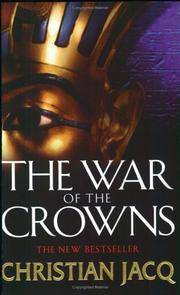 Cover of: The War of the Crowns (Queen of Freedom 2)