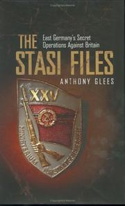 Cover of: The Stasi files