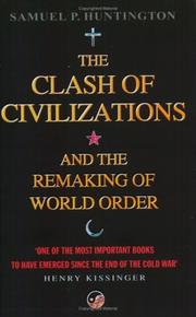 Cover of: The Clash of Civilizations