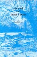 Cover of: The Journal of Jacob Fowler | Elliott Coues